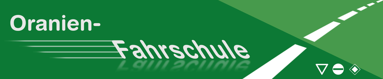 Oranienfahrschule Logo