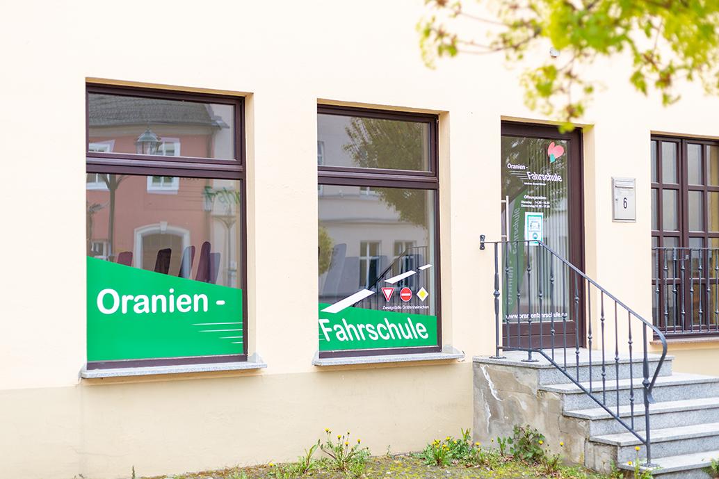 Ausbildung Oranien Fahrschule Zweigstelle Gräfenhainichen